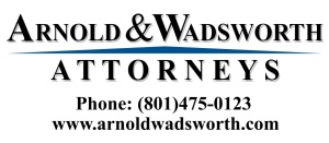 Arnold & Wadsworth is a divorce law firm located in Salt Lake City and Ogden Utah.